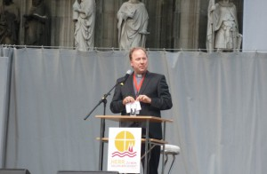 @Eucharistischer Kongress 2013