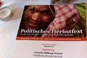 Politisches Herbstfest