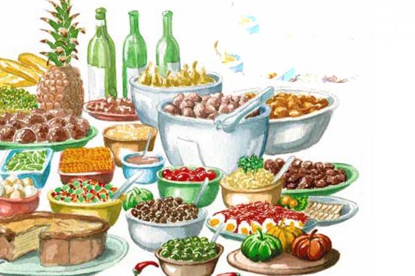 95 Thesen für Kopf und Bauch – Essen
