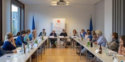 Podiumsdiskussion zur Gemeinsamen Fischereipolitik der EU